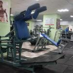 Обратный ГАКК, тренажерный зал Energym