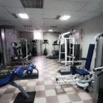 Вторая комната, тренажерный зал Energym