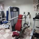 Для спины, тренажерный зал Energym
